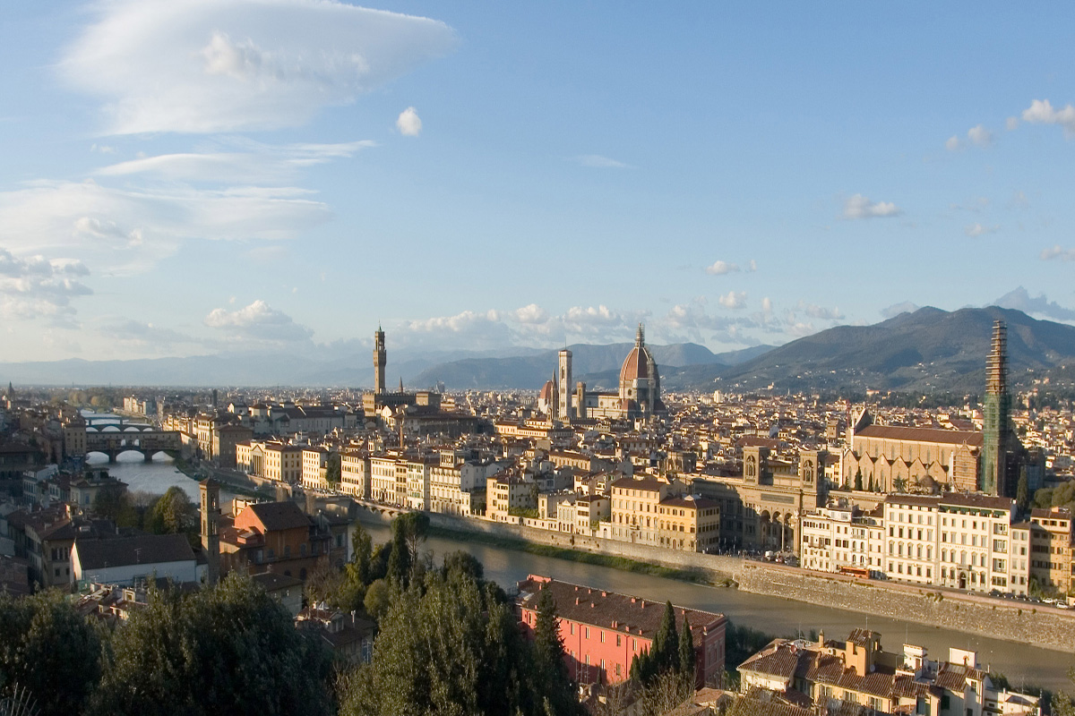 Florence Italy travel specialist